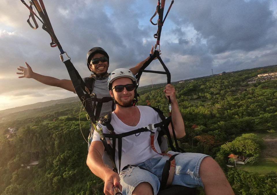 Tomáš Papež z Kiwi.com: Cestování mi pomáhá udržet se na špici